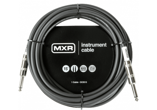 DCIS15 Cable guitare 4
